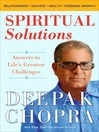 Spiritual Solutions (MP3): Answers to Life's Greatest Challenges