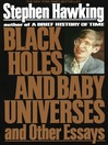 Black Holes and Baby Universes and Other Essays (MP3)