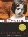 Dicey's Song (MP3): The Tillerman Cycle Series, Book 2