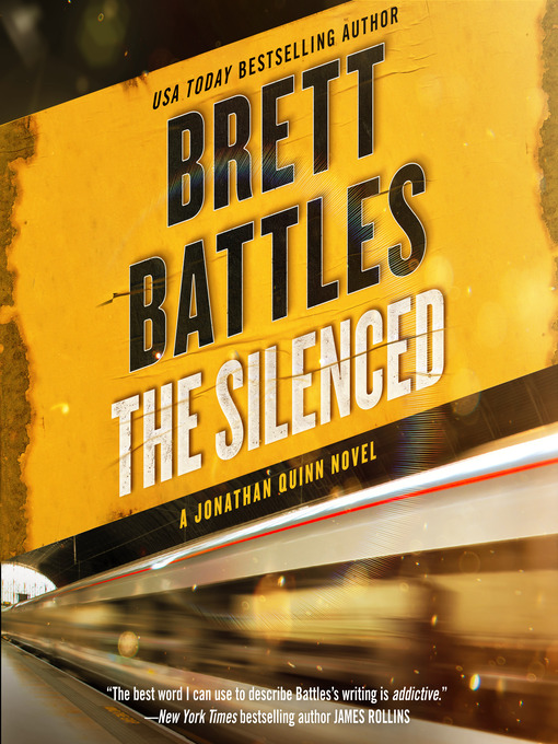 The Silenced (MP3): Jonathan Quinn Series, Book 4
