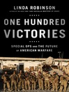 One Hundred Victories (MP3): Special Ops and the Future of American Warfare