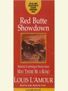 Red Butte Showdown (MP3): May There Be a Road III