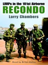 Recondo (MP3): LRRPs in the 101st Airborne