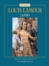 Lando (MP3): The Sacketts Series, Book 8