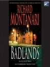 Badlands (MP3): Kevin Byrne & Jessica Balzano Series, Book 4
