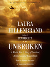 book jacket for unbroken