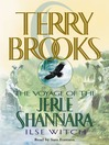 Ilse Witch (MP3): The Voyage of the Jerle Shannara Trilogy, Book 1