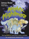 Nighty-Nightmare (MP3): Bunnicula Series, Book 4