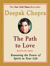 The Path to Love (MP3): Spiritual Strategies for Healing