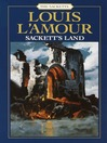 Sackett's Land (MP3): The Sacketts Series, Book 1