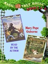 Magic Tree House, Books 5 & 6 (MP3): Night of the Ninjas, Afternoon on the Amazon