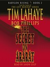 The Secret on Ararat (MP3): Babylon Rising Series, Book 2