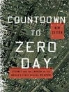 Countdown to Zero Day (MP3): Stuxnet and the Launch of the World's First Digital Weapon