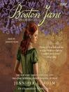 Boston Jane (MP3): Boston Jane Series, Book 1