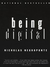 Being Digital (MP3)