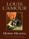 Horse Heaven (MP3)