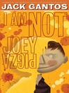 I Am Not Joey Pigza (MP3): Joey Pigza Series, Book 4