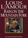Rain on the Mountain Fork (MP3)