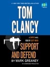 Tom Clancy Support and Defend (MP3)