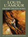Desert Death Song (MP3)