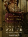 The Long Night of Winchell Dear (MP3)