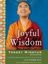Joyful Wisdom (MP3): Embracing Change and Finding Freedom