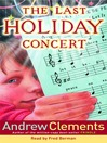 The Last Holiday Concert (MP3)
