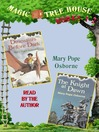 Magic Tree House, Books 1 & 2 (MP3): Dinosaurs Before Dark, The Knight at Dawn