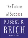 The Future of Success (MP3)