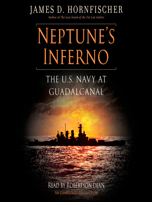 Neptune's Inferno (MP3): The U.S. Navy at Guadalcanal