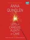 Lots of Candles, Plenty of Cake (MP3)