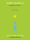 Love, Stargirl (MP3): Stargirl Series, Book 2
