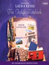 The Indigo Notebook (MP3): Notebook Series, Book 1