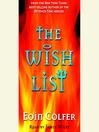 The Wish List (MP3)