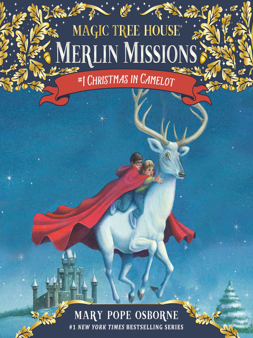 Christmas in Camelot (MP3): Magic Tree House Series, Book 29