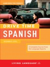 Drive Time Spanish (MP3): Beginner Level