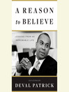 A Reason to Believe (MP3): Lessons from an Improbable Life