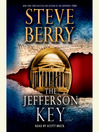 The Jefferson Key (MP3): A Novel