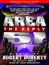 The Reply (MP3): Area 51 Series, Book 2