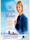 A Simple Winter (MP3): A Seasons of Lancaster Novel