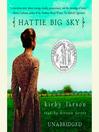 Hattie Big Sky (MP3)