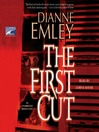 The First Cut (MP3): Nan Vining Mystery Series, Book 1