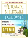 The Automatic Millionaire Homeowner (MP3): A Powerful Plan to Finish Rich in Real Estate
