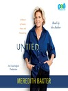 Untied (MP3): A Memoir of Family, Fame, and Floundering