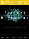 Perfect Digestion (MP3): The Key to Balanced Living