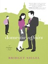 Domestic Affairs (MP3): A Novel