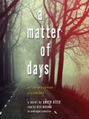 A Matter of Days (MP3)