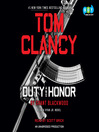 Duty and honor. Book 10 [Audio eBook]