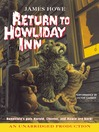 Return to Howliday Inn (MP3): Bunnicula Series, Book 5