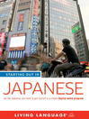 Starting Out in Japanese (MP3)
